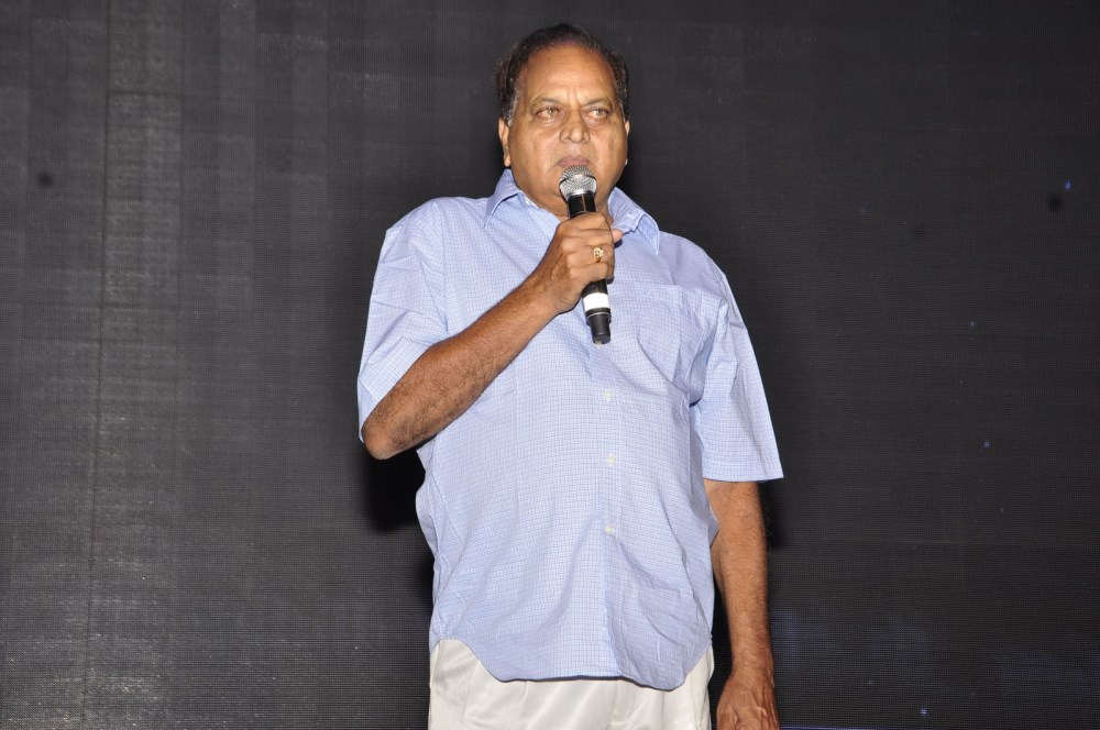 Chalapathi Rao at Om 3D Telugu Movie Audio Release Photos