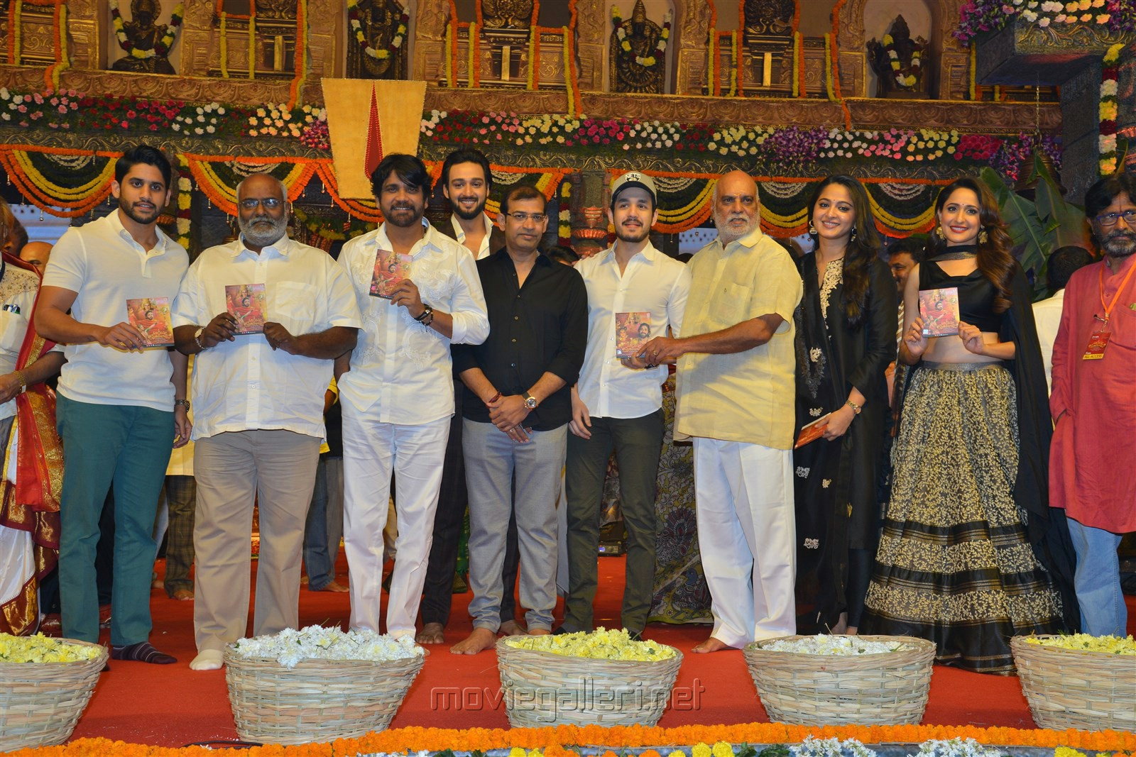Om Namo Venkatesaya Audio Release Function Photos