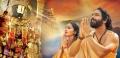 Actress Anushka & Actor Nagarjuna in Om Namo Venkatesaya Movie Stills