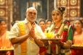 K Raghavendra Rao, Anushka @ Om Namo Venkatesaya Movie Working Stills