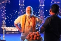 Director K Raghavendra Rao @ Om Namo Venkatesaya Movie Working Stills