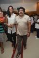 PV Sindhu @ Om Namo Venkatesaya Premiere at Cinemax Hyderabad Stills