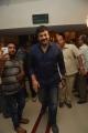 Megastar Chiranjeevi @ Om Namo Venkatesaya Premiere at Cinemax Hyderabad Stills