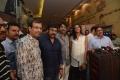 A Mahesh Reddy, Chiranjeevi, Nagarjuna, PV Sindhu @ Om Namo Venkatesaya Premiere at Cinemax Hyderabad Stills