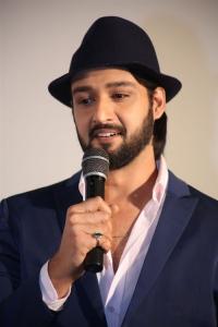 Actor Saurabh Raj Jain @ Om Namo Venkatesaya Release Press Meet Stills