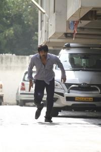Actor Srikanth @ Om Shanti Om Movie Shooting Spot Stills