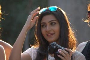 Actress Neelam Upadhyay @ Om Shanti Om Movie Shooting Spot Stills