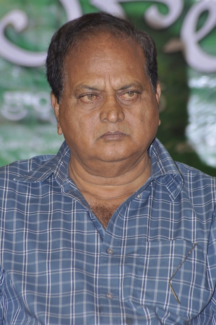 Chalapathi Rao at Onamalu Movie Press Meet Stills