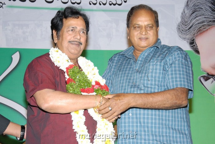 Chalapathi Rao at Onamalu Audio Release Stills