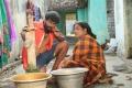 Vikram Jagadish, Kalairani in Ondikatta Movie Stills