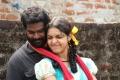 Vikram Jagathish, Nehaa in Ondikatta Tamil Movie Stills