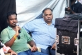 Bhaskar, BVSN Prasad at Ongole Githa Movie Working Stills