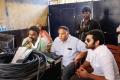Bhaskar, BVSN Prasad, Ram at Ongole Githa Movie Working Stills