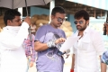 Bhaskar, Ram at Ongole Githa Movie Working Stills
