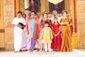 Bhanu Chander,Balakrishna,Panchi Bora in Oo Kodathara Ulikki Padathara Stills