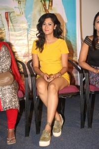 Actress Sindhu Affan @ Oo Pe Ku Ha Press Meet Photos
