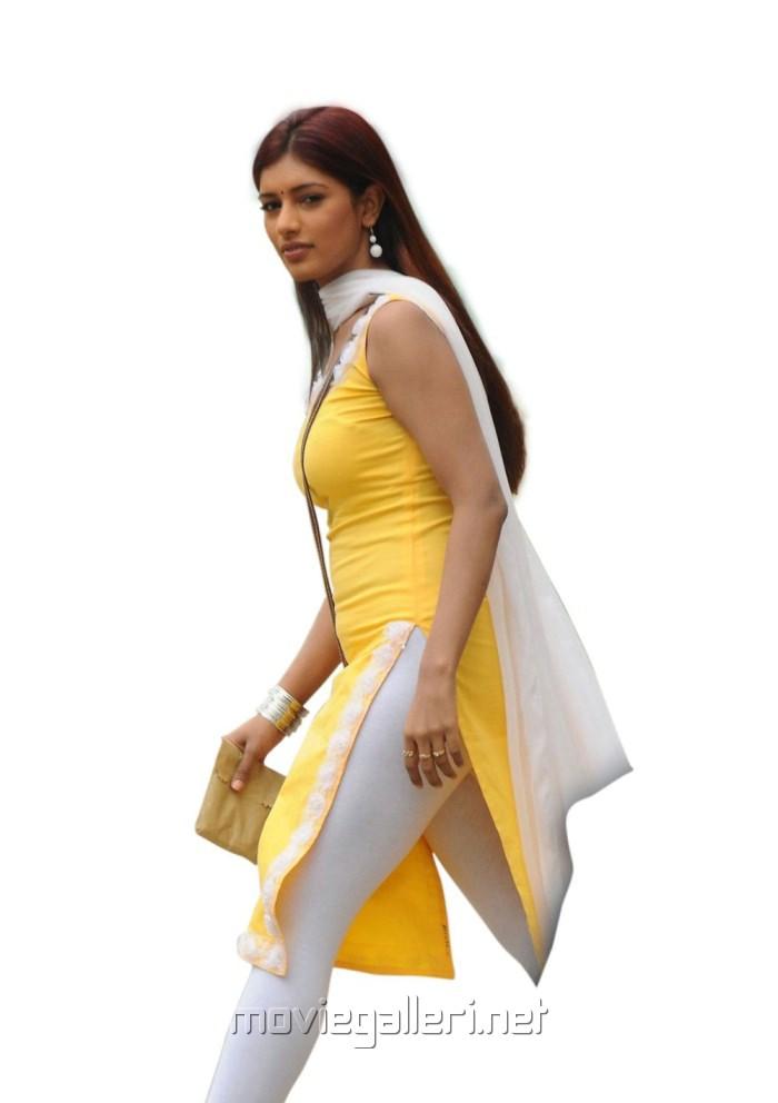 Actress Preethi Bhandari in Ooh La La La Movie Stills