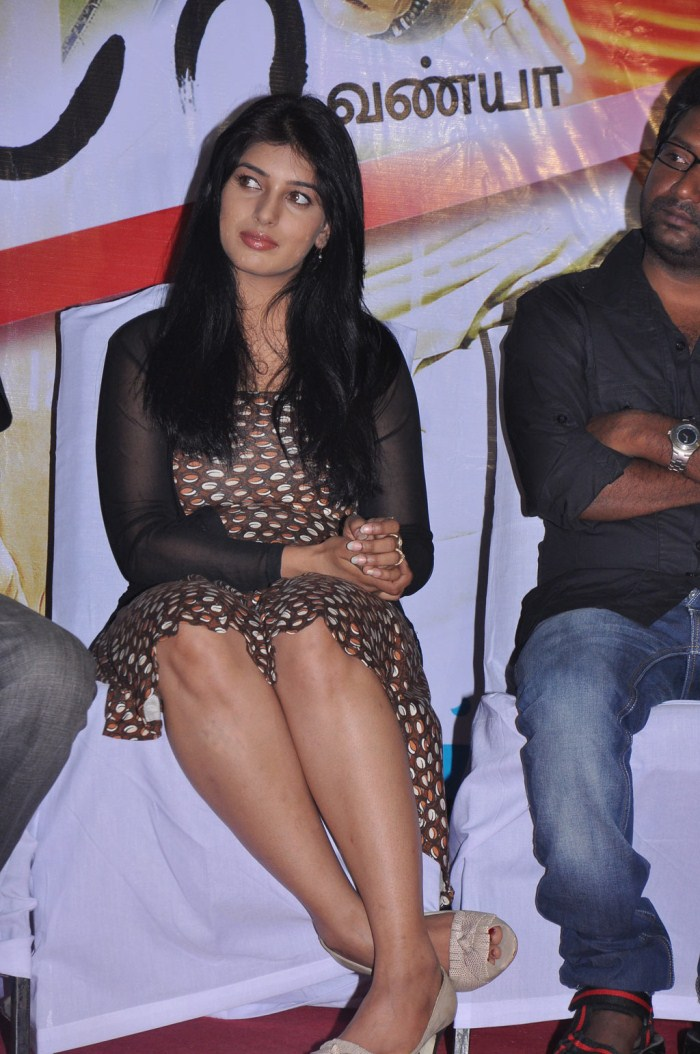 Actress Preethi Bhandari at Ooh La La La Press Meet Stills