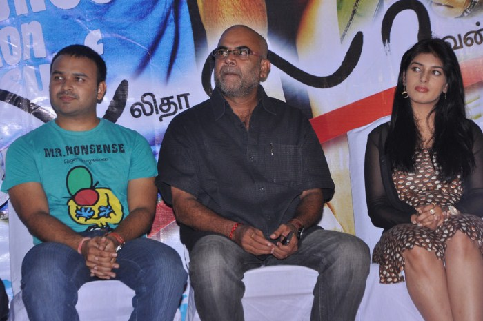 Ooh La La La Press Meet Stills