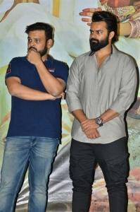 Naveen Vijay Krishna, Sai Dharam Tej @ Oorantha Anukuntunnaru Movie Teaser Launch Stills