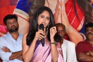 Actress Dipali Sharma @ Ooriki Uttarana Movie Teaser Launch Stills