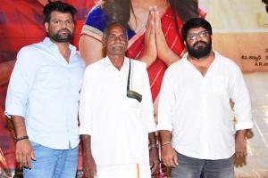 Naren Vanaparthi @ Ooriki Uttarana Movie Teaser Launch Stills