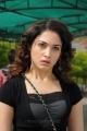 Oosaravelli Actress Tamanna Cute Black Dress Pics