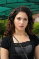 Telugu Actress Tamanna Cute Pics in Black Dress