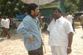 Posani Krishna Murali, Natti Kumar at Operation Duryodhana 2 Movie Working Stills