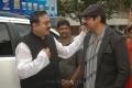 Erasu Pratap Reddy, Jagapathi Babu at Operation Duryodhana 2 On Location Stills
