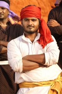 Sanjeev Murali in Ore Oru Raja Mokka Raja Movie Stills