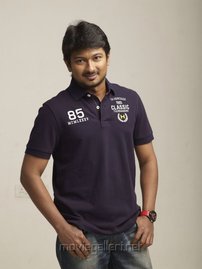 Udhayanidhi Stalin Photo Shoot for OKOK Movie