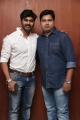 Ashok Kumar Balakrishnan, ES Ram @ Oru Kanavu Pola Movie Audio Launch Stills