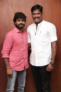 Ramakrishnan, Soundararaja @ Oru Kanavu Pola Movie Audio Launch Stills