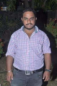 Adithya TV Anchor Kathir @ Oru Kanavu Pola Movie Audio Launch Stills