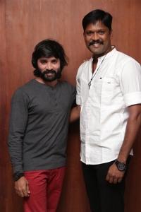 Snehan, Soundararaja @ Oru Kanavu Pola Movie Audio Launch Stills
