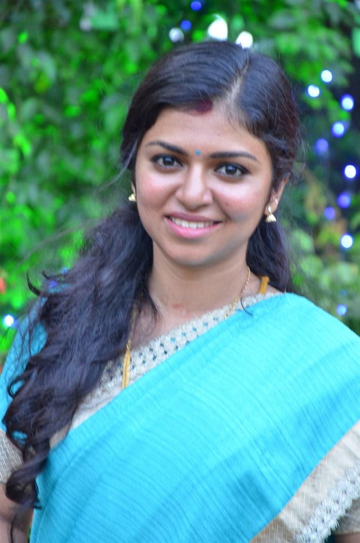 Actress Raveena Ravi, @ Oru Kidayin Karunai Manu Movie Audio Launch Stills