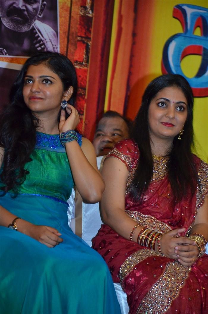 Siddhi Pooja Rao @ Oru Kidayin Karunai Manu Movie Audio Launch Stills