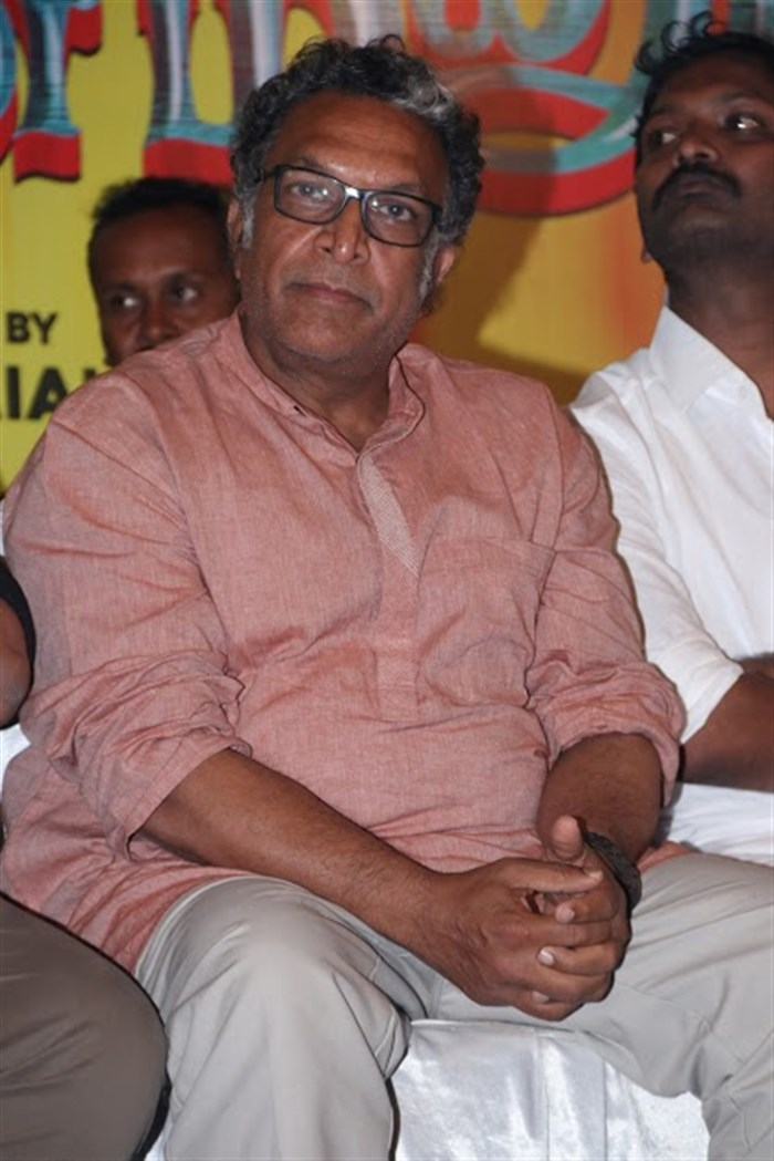 Nassar @ Oru Kidayin Karunai Manu Movie Audio Launch Stills