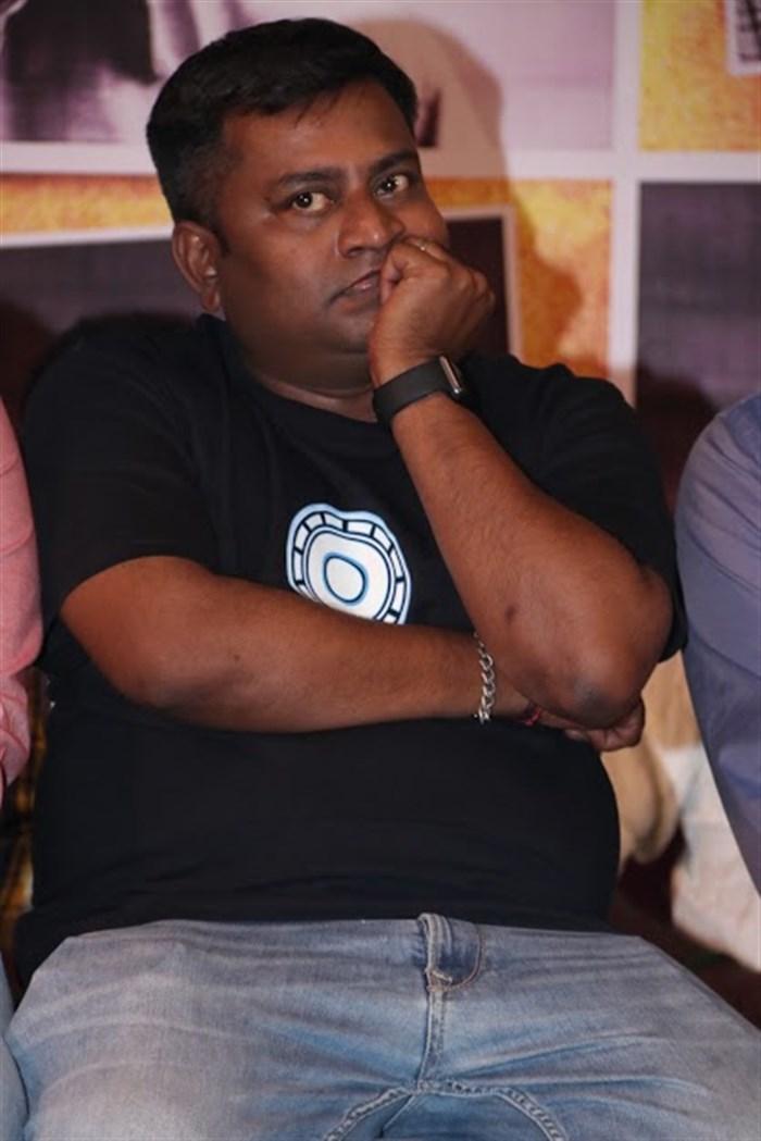 Praveen KL @ Oru Kidayin Karunai Manu Movie Audio Launch Stills