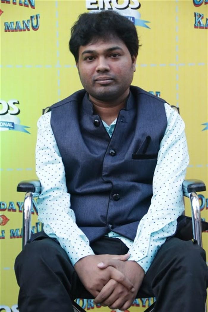 Music Director R.Raghuram @ Oru Kidayin Karunai Manu Movie Audio Launch Stills