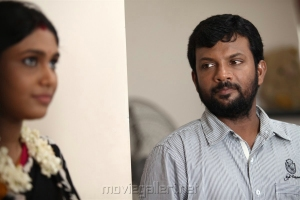 Manisha Yadav, Dinesh in Oru Kuppai Kathai Movie Stills