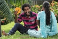 Vivek, Megha Burman in Oru Modhal Oru Kadhal Movie Stills