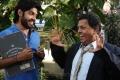 R.Vivek, Swaminathan in Oru Modhal Oru Kadhal Movie Stills