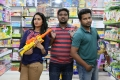 Nivetha Pethuraj, Bala Saravanan, Dinesh in Oru Naal Koothu Movie Stills