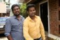Bala Saravanan, Dinesh in Oru Naal Koothu Movie Stills