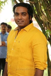 Actor Vijay Sethupathi @ Oru Nalla Naal Paathu Solren Movie Press Meet Photos