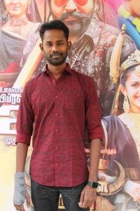 Ramesh Thilak @ Oru Nalla Naal Paathu Solren Movie Press Meet Photos