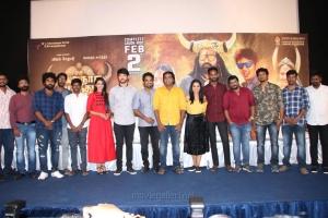 Oru Nalla Naal Paathu Solren Movie Press Meet Photos