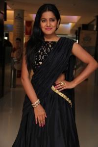Actress Vishaka Singh @ Oru Oorla Rendu Raja Movie Audio Launch Stills